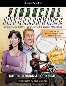 Financial Intelligence Comic Book