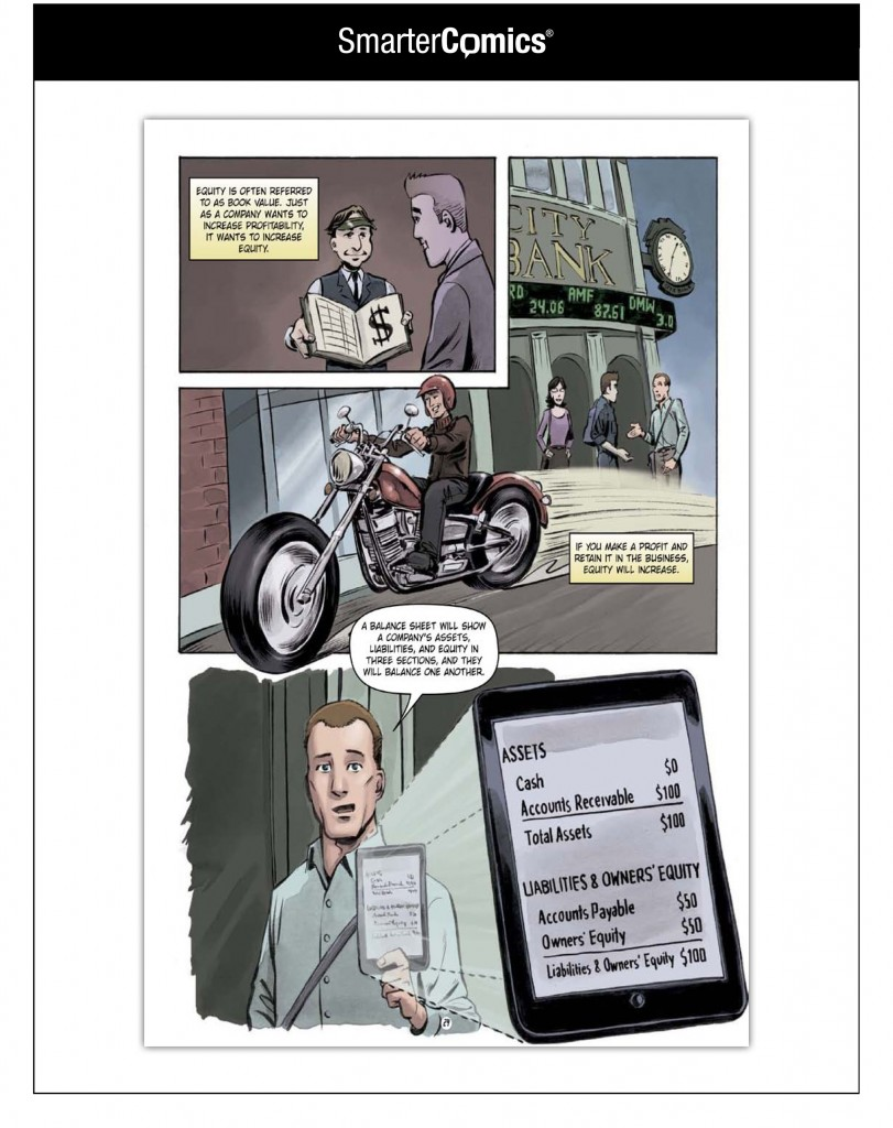 Financial Intelligence from SmarterComics pg 3