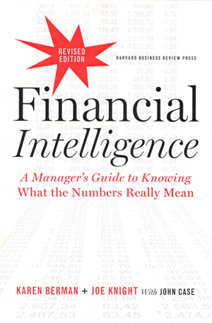 Find out more about the Financial Intelligence books
