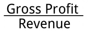 Gross Profit Margin Formula