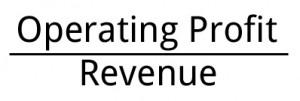 Operating Profit Formula