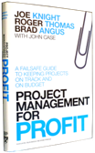 Project Management for Profit Book